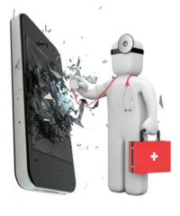 iphone repair face to face service in front of you
