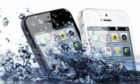 what to do when iphone is water damage