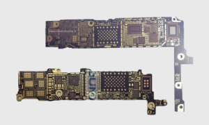 how to fix iphone motherboard